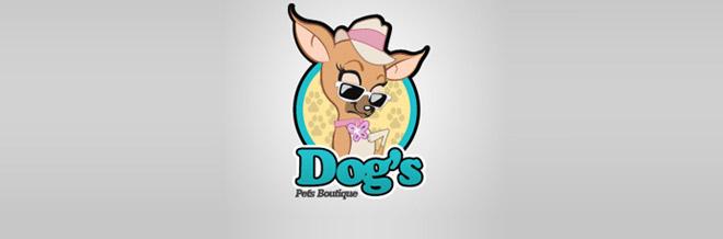 35 Inspiring Dog Logo Designs