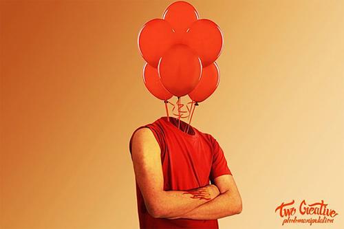 balloon four