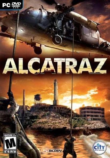 Alcatraz 2010 cover