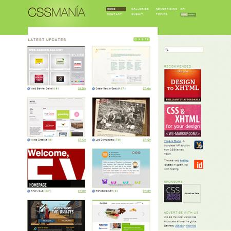 CSS MANIA