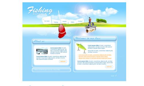 fishing website
