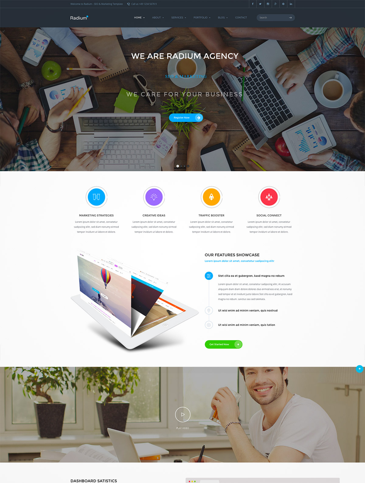agency themes wordpress
