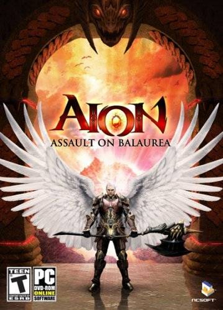 Aion: Assault on Balaurea cover