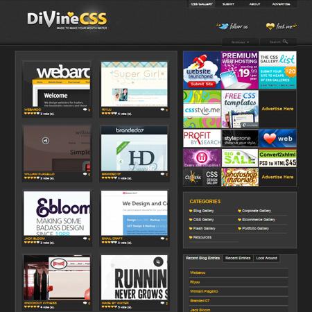 DiVineCSS