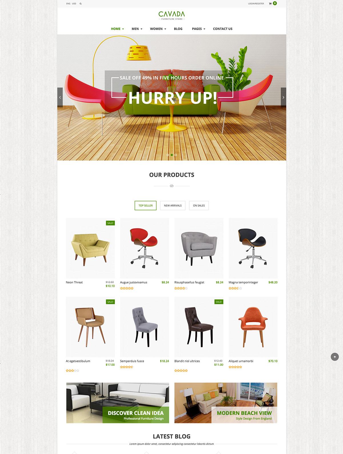 business theme multipurpose