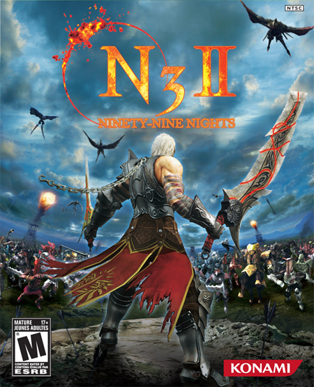 N3II: Ninety-Nine Nights cover