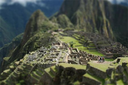Peru Tilt Shift
