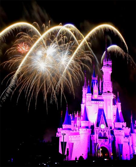 Disney Firework V