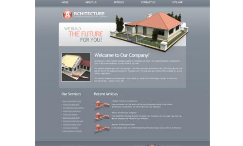 architecture template