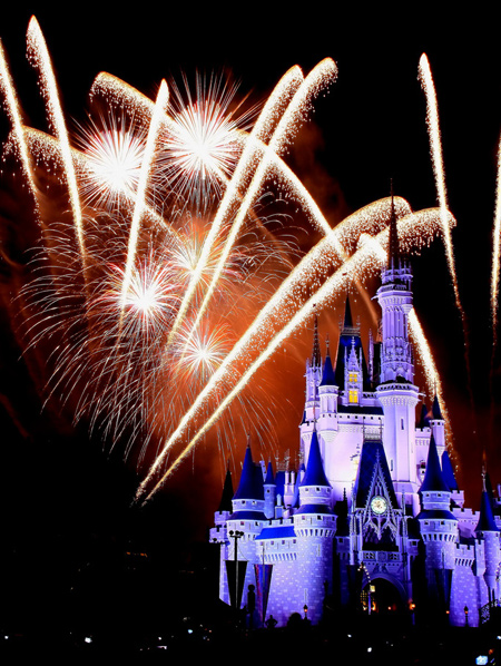 Disney Firework II