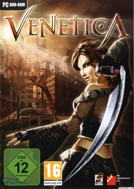 Venetica cover