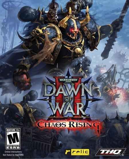 Dawn of War II: Chaos cover