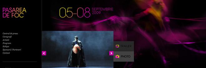 Web Design Inspiration: 33 Beautiful Purple Websites