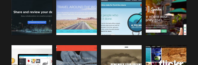 30 Web Design Galleries for Your Inspiration