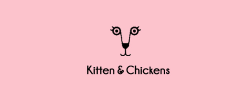 kitten chickens