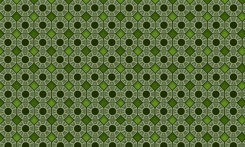 Dharma initiative jungle green pattern
