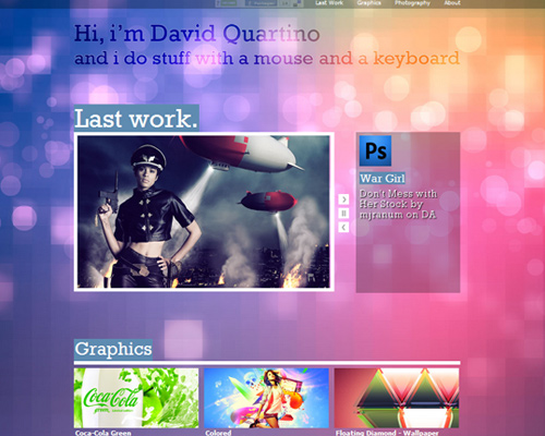 david quartino