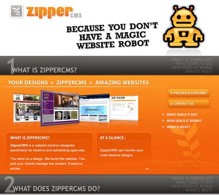 zipper cms