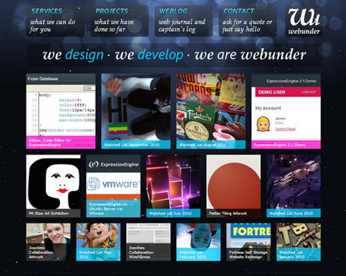 Web Under
