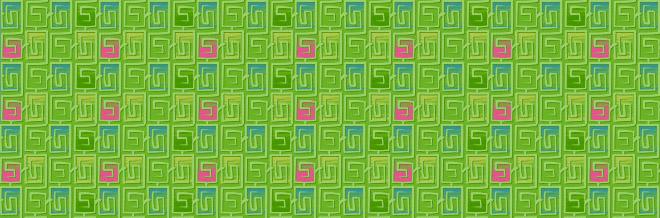 40 Free & Delightful Green Patterns