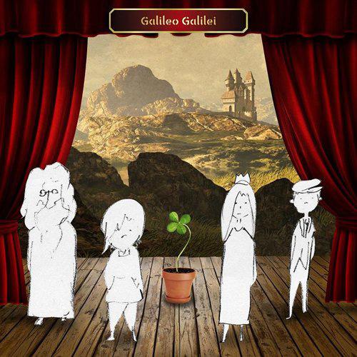 Yotsuba Sagashi no Tabibito - Galileo Galilei