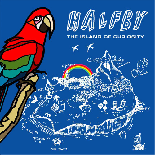 Island of Curiosity - Halfby