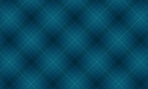 blue argyle pattern