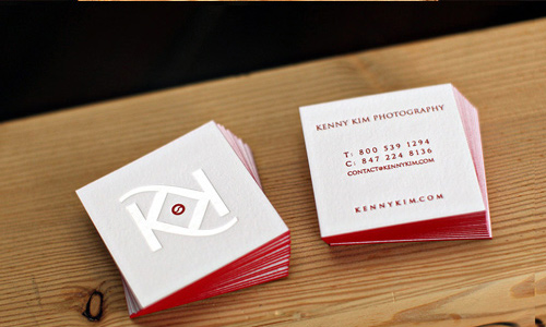 33 motivating square type business cards to success naldz graphics white and red goes along very well and this is one perfect example of it even in business a card as said by the artist must represent with all art the work reheart Images