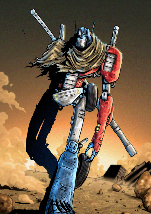 Vagabond Prime Coloured