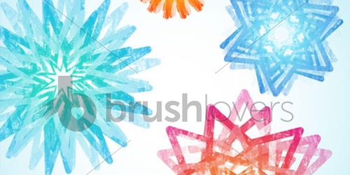 Spinning Stars brushloversd