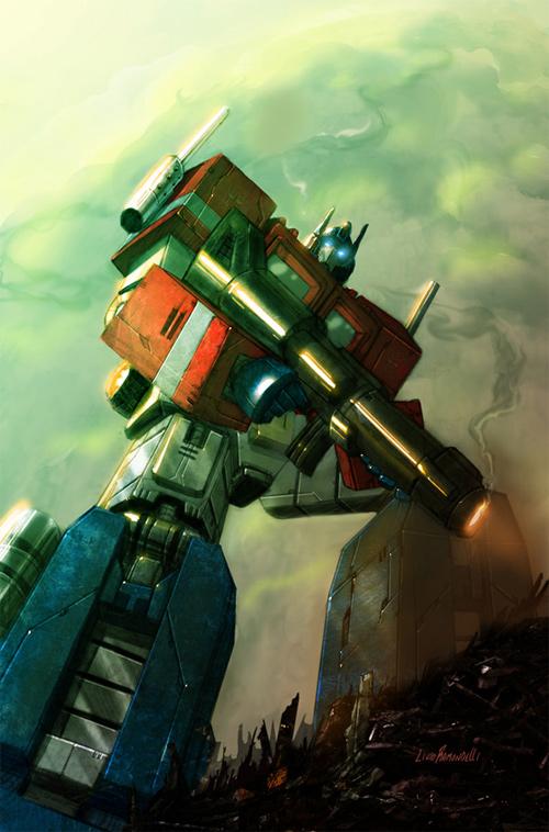 Best of Optimus Prime