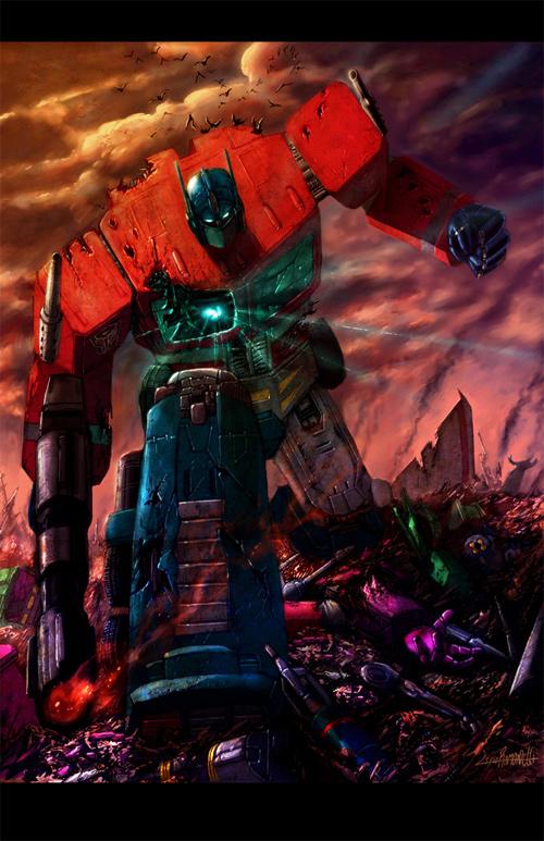 Optimus Prime 82