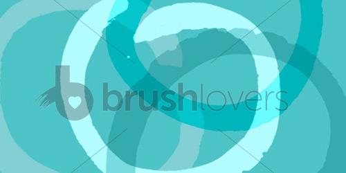 Ink rings brushlovers