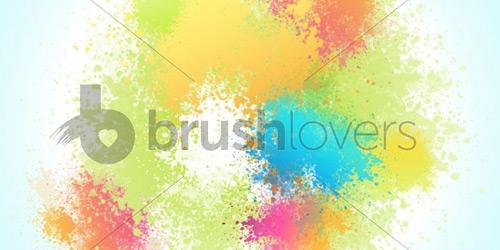 Fine Spatters brushlovers