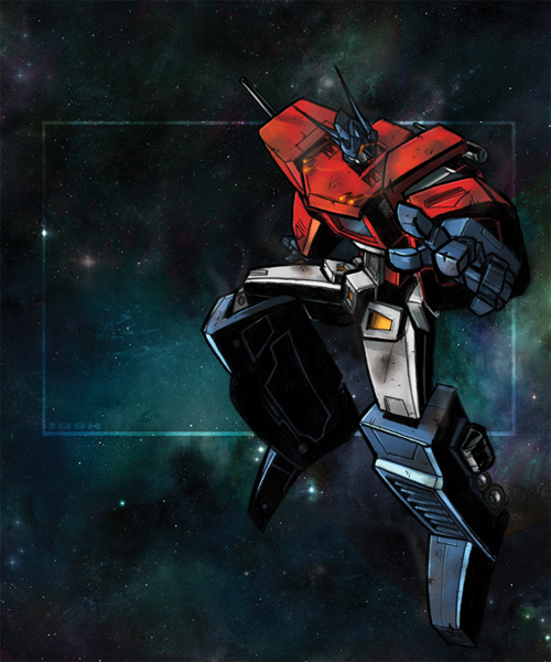 Optimus Prime by