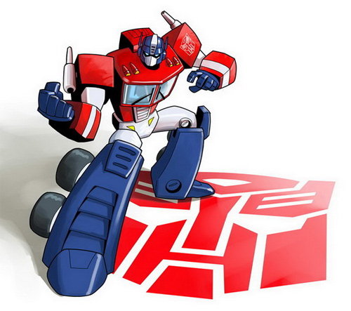 Toony Optimus 1412