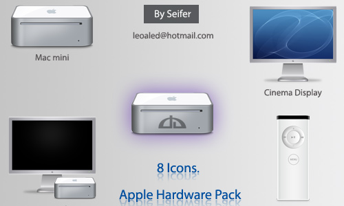 apple hardware pack
