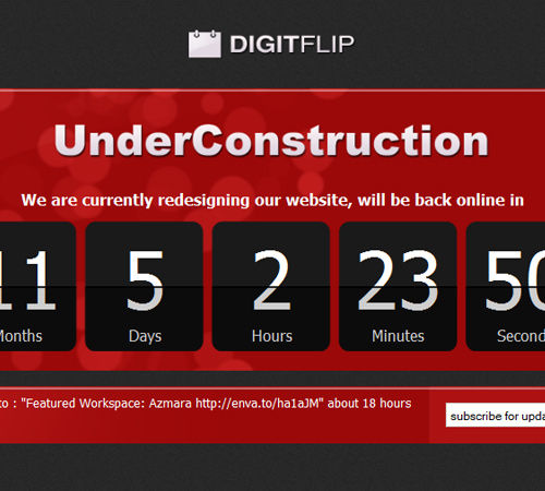digitflip underconstruction