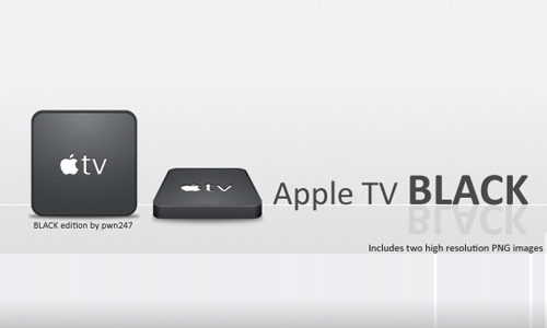 apple tv back edition