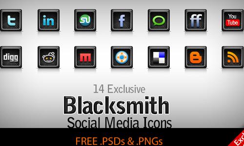 freebie social icon