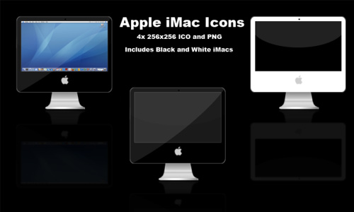 apple imac icons