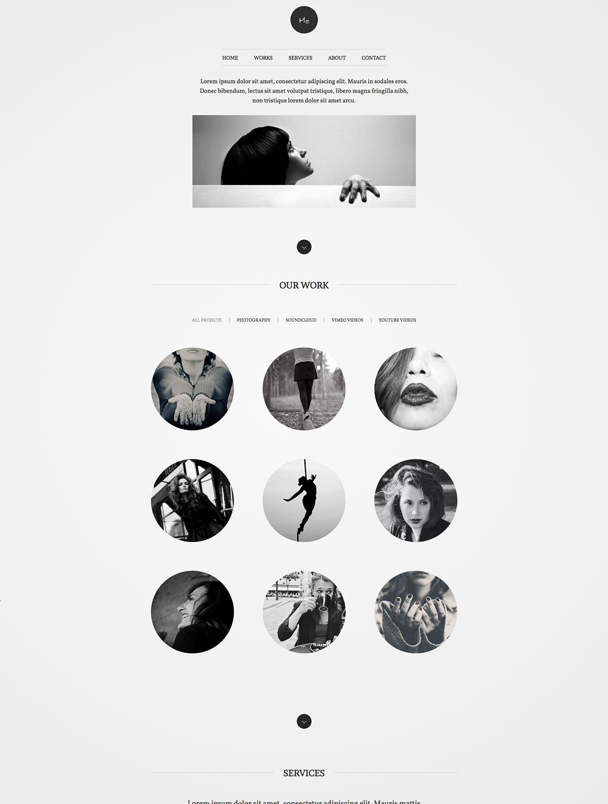 circle elements portfolio