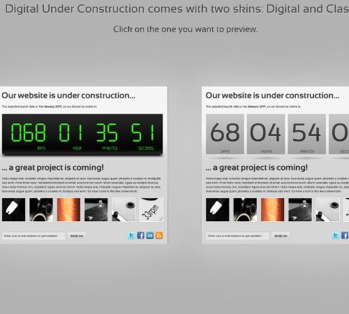 digital under