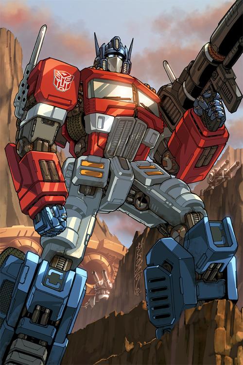 Optimus Prime 16