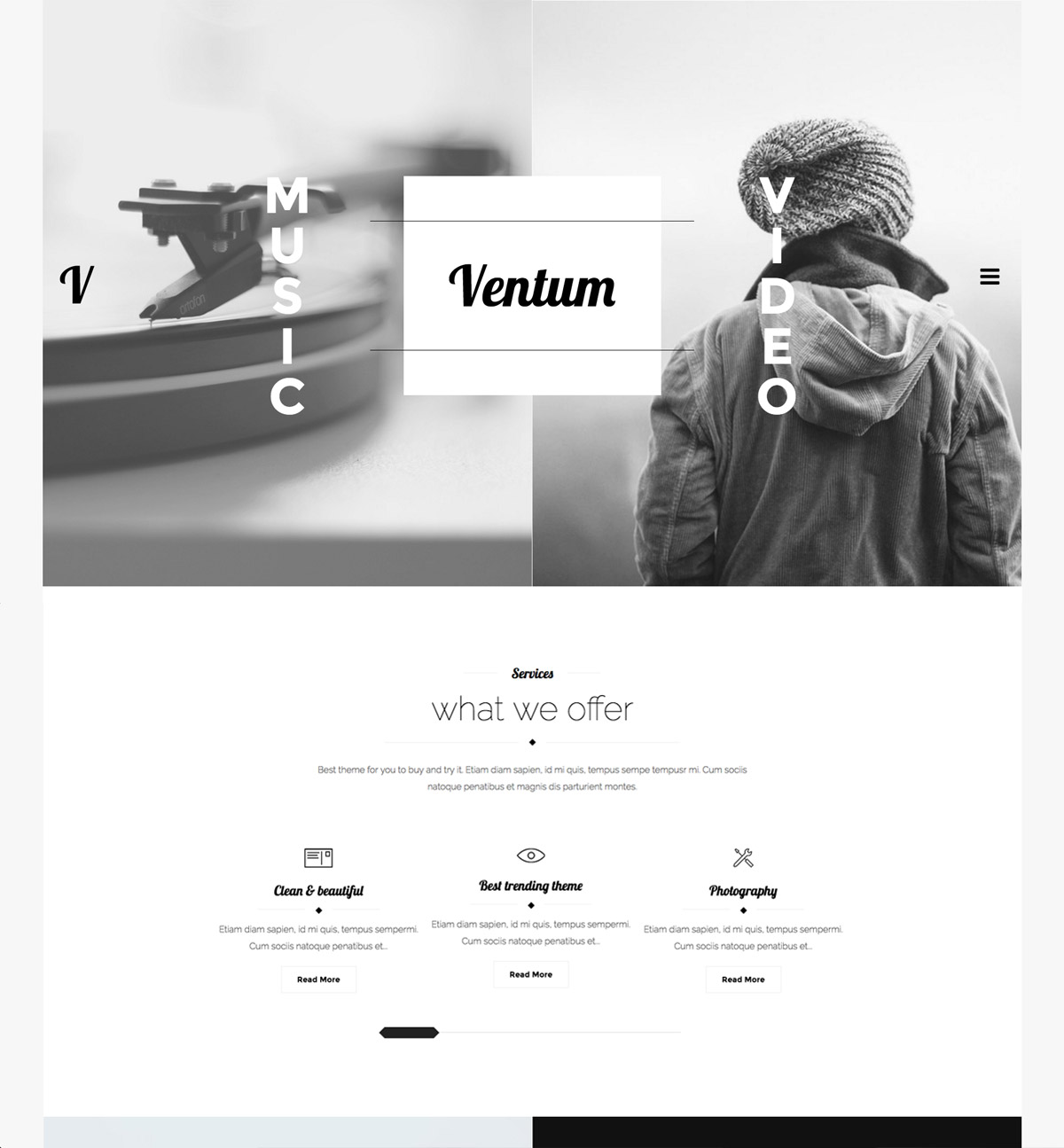 creative portfolio web design