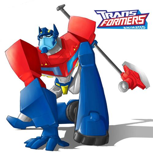 optimus prime 7