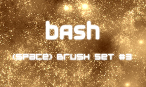 bash space