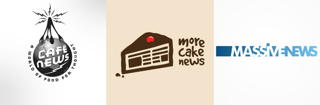 Logo Inspiration: 30 Examples of News Logo