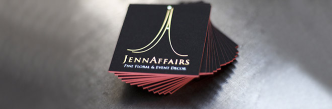 33 Motivating Square-Type Business Cards to Success
