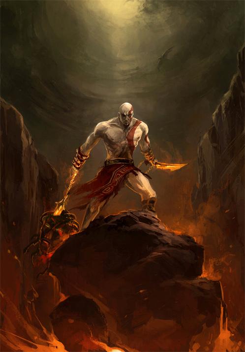 kratos 16